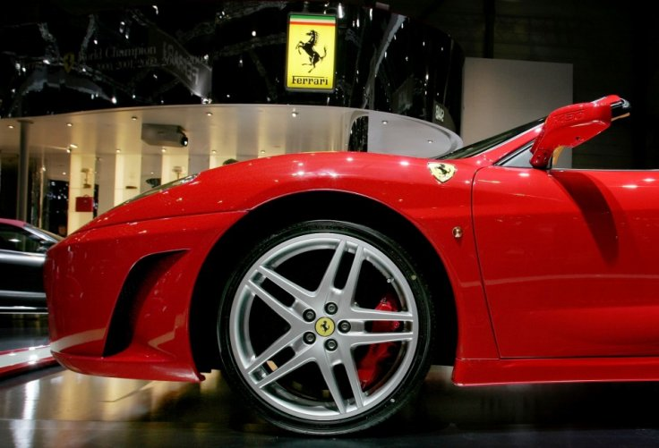High-end car manufacturers Ferrari have apologies to the Chinese government after a publicity stunt which saw one of the Italian supercars doing a stunt on a Chinese monument.