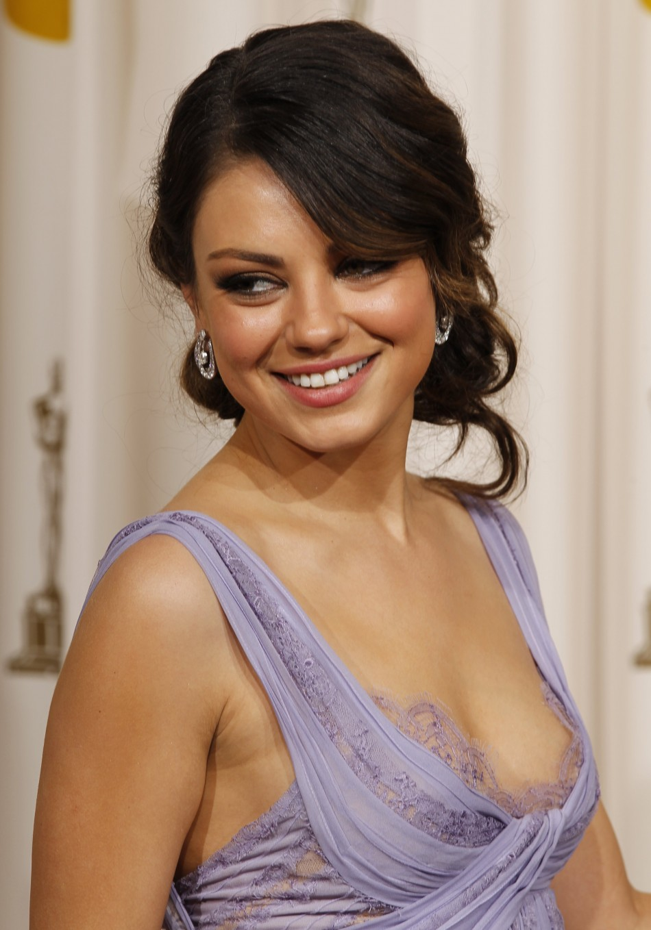 Fifty Shades of Grey Film Potential Actress Mila Kunis.
