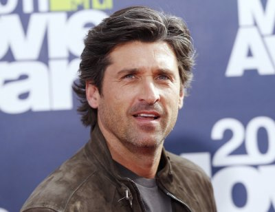 Actor Patrick Dempsey arrives at the 2011 MTV Movie Awards in Los Angeles