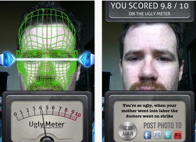 Ugly Meter