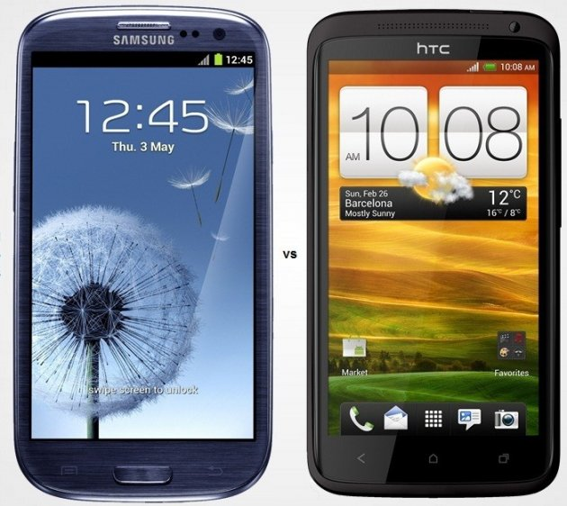Samsung Galaxy S3 vs HTC One XL: Can Samsung's Best Bet Outshine HTC Smartphone?