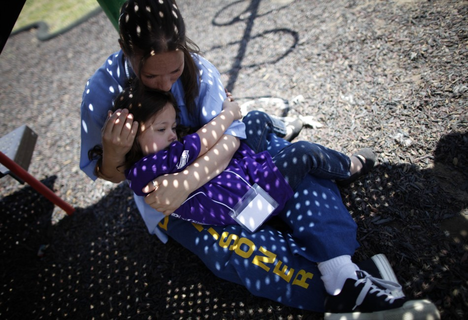 Mother's Day 2012: Children Visit Moms in California Prison