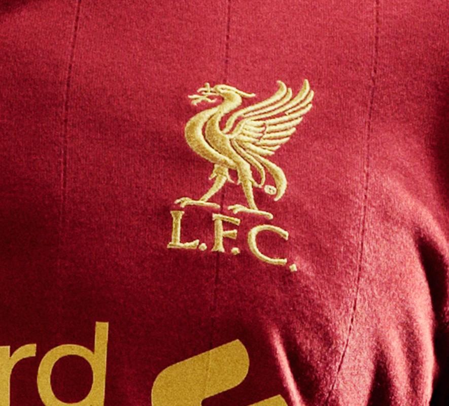 Liverpool 2012/13 home kit