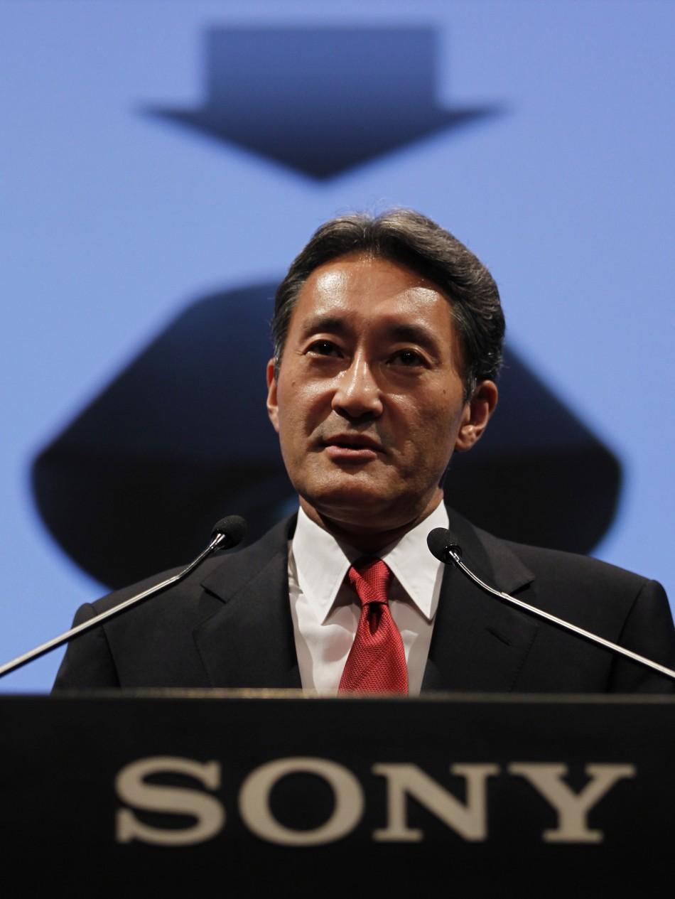 Hirai Sony