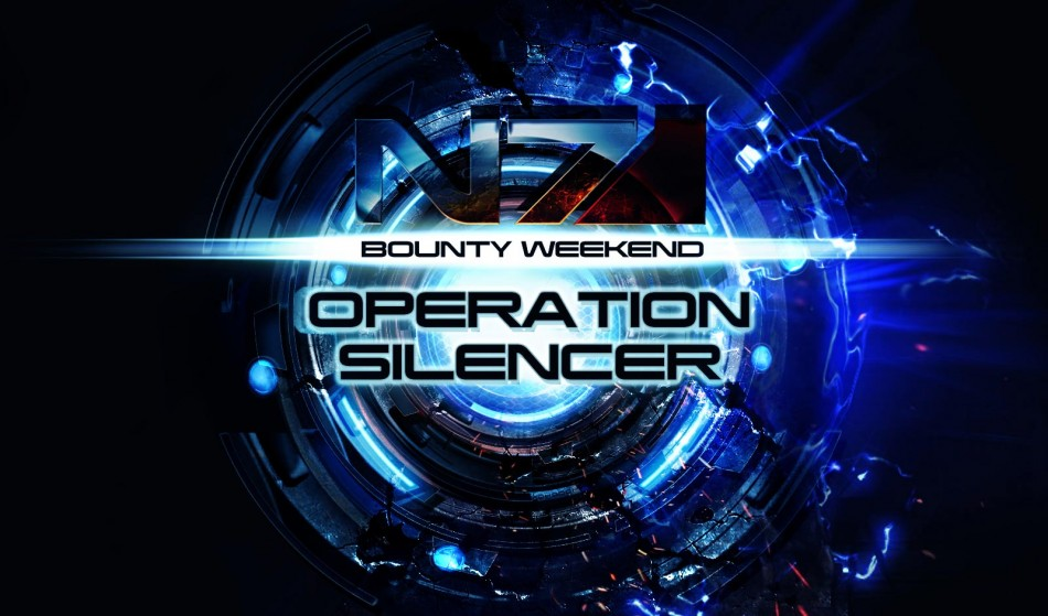 'Mass Effect 3: Operation Silencer' Bounty Weekend