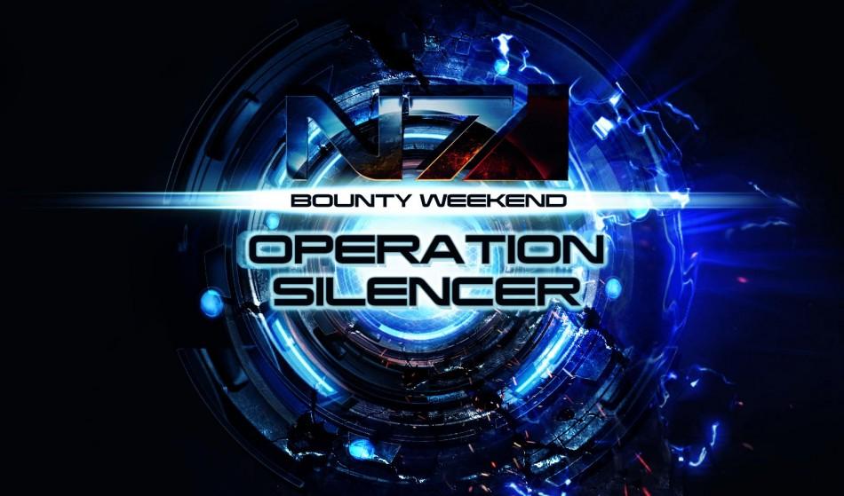 'Mass Effect 3: Operation Silencer' Bounty Weekend
