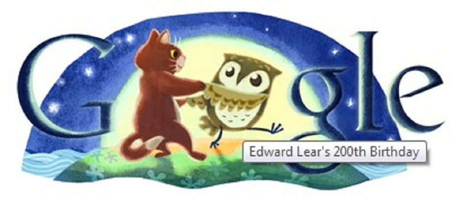 Edward Lear's Birthday Bicentenary