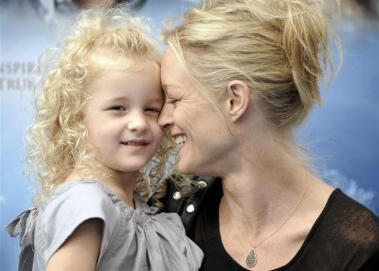 Mothers Day 2012: Madonna, Angelina Jolie and Other Celebrity Moms With their Children