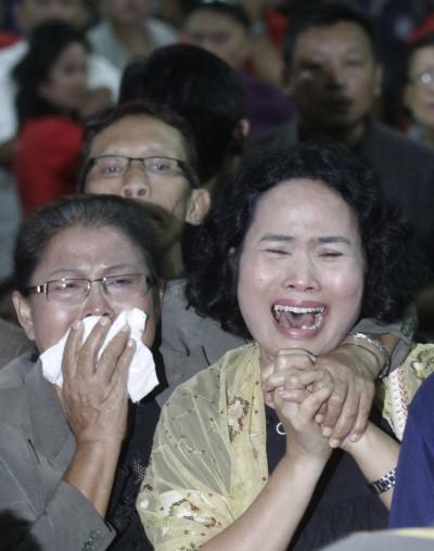 Russian Plane Crash in Indonesia