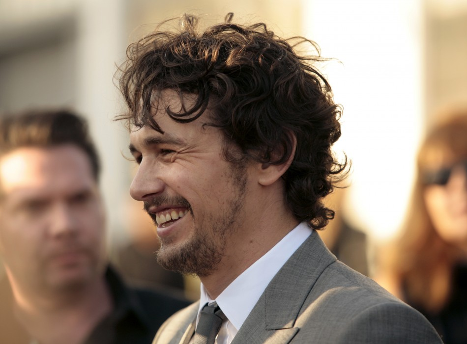 James Franco Pays Tribute to Nicholas Rays Rebel without a Cause