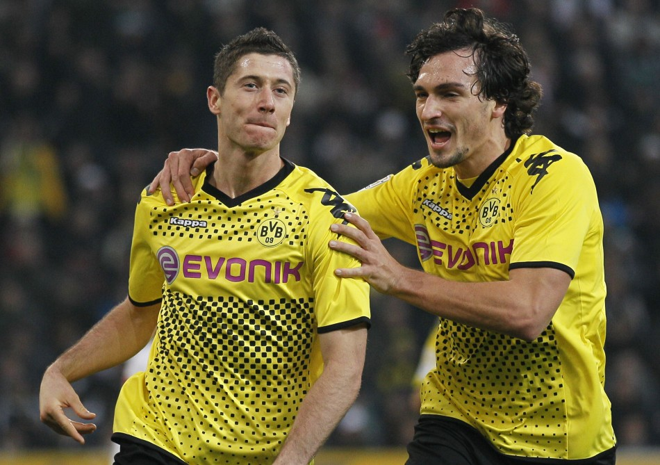 Lewandowski and Hummels