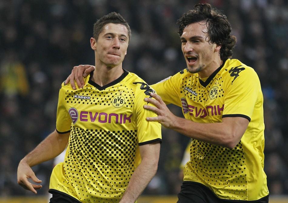 Lewandowski and Hummels