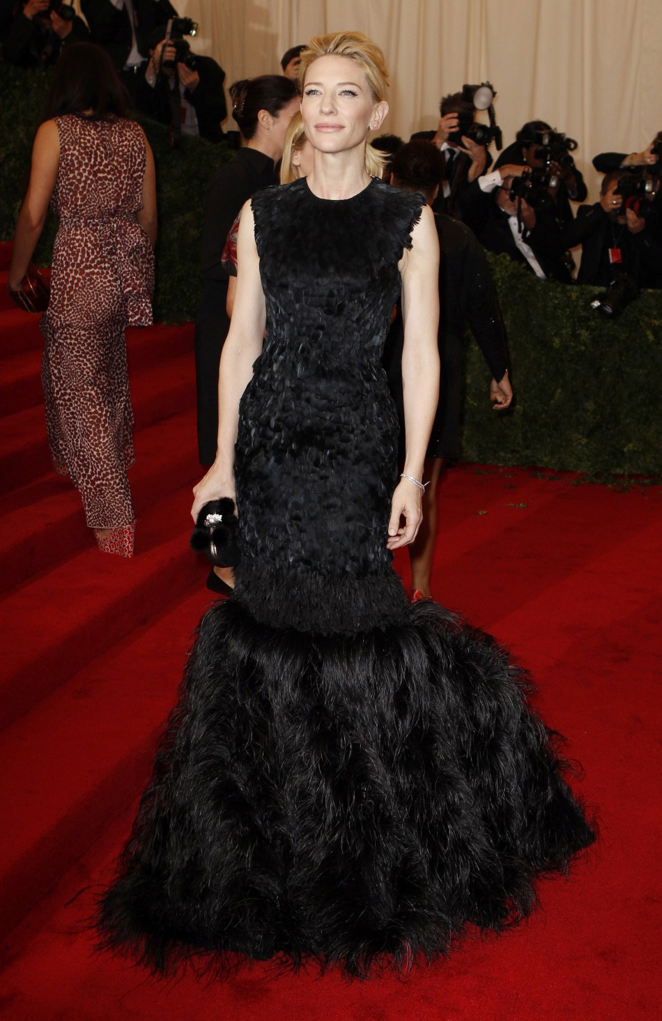 Cate Blanchett at the MET Gala Costume Benefit