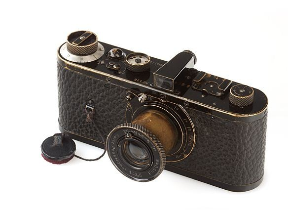 Leica camera fetches 2.16m euros at auction