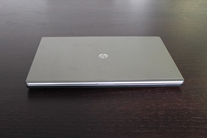 Ultrabook HP Folio 13 closed lid