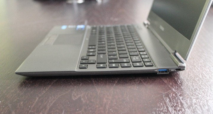 The Toshiba Satellite Z830 had the top battery life out of all the Ultrabooks