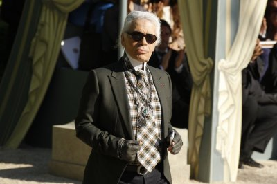 Karl Lagerfeld Displays Marie Antoinette-Inspired Chanel Cruise Collection