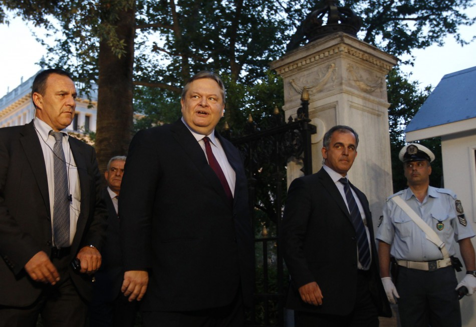 Talks to form a coalition government in Greece failed