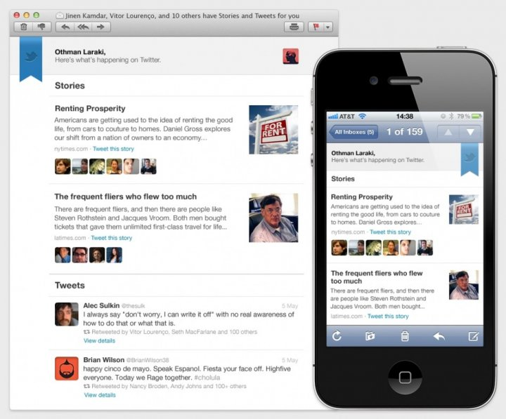 Best Of Twitter email digest