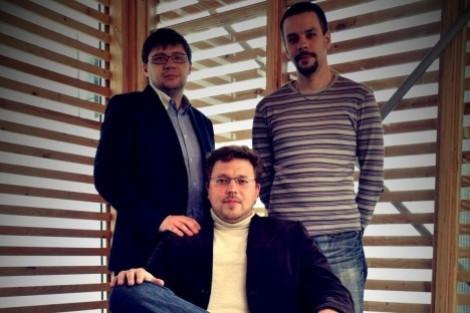 Pirate Pay founders Dmitry Shuvaev Andrei and Alexei Klimenko