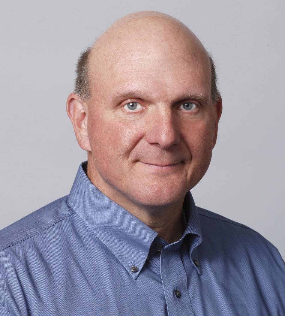 Steve Ballmer Worst CEO Forbes Microsoft