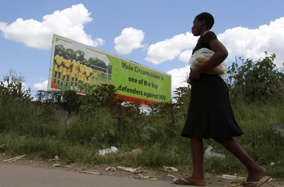 Zimbabwean politician creates uproar by saying women should make themselves less attractive to men to curb spread of HIV/AIDS
