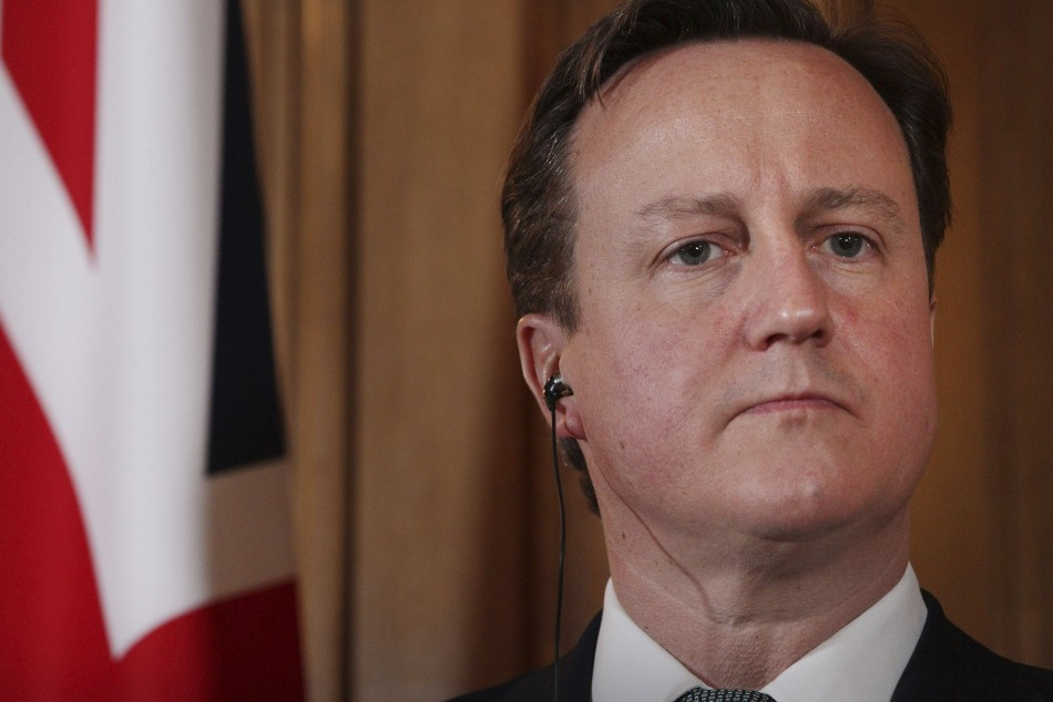 David Cameron signals possibility of EU referendum