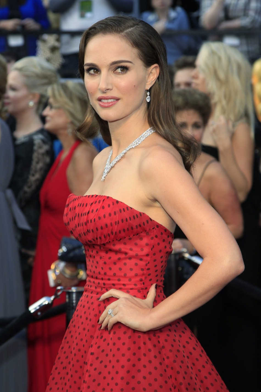 Natalie Portmans daughter Aleph Portman-Millepied came in ninth place