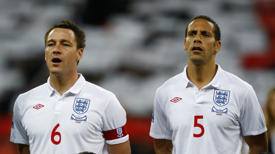 Terry and Ferdinand