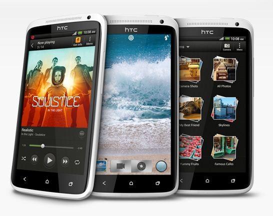 HTC One X And Evo 4G LTE