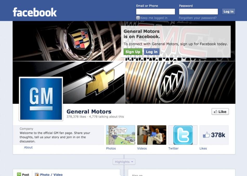 Facebook GM