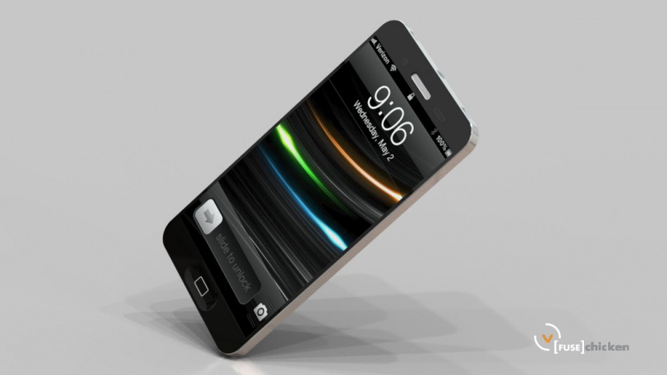 Apple iPhone 5 Concept Design