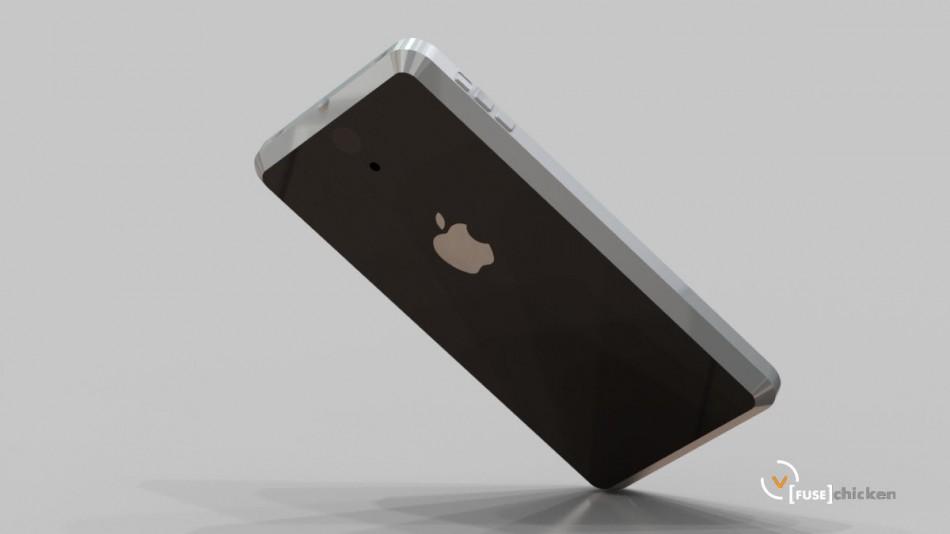 Apple iPhone 5 Concept Design