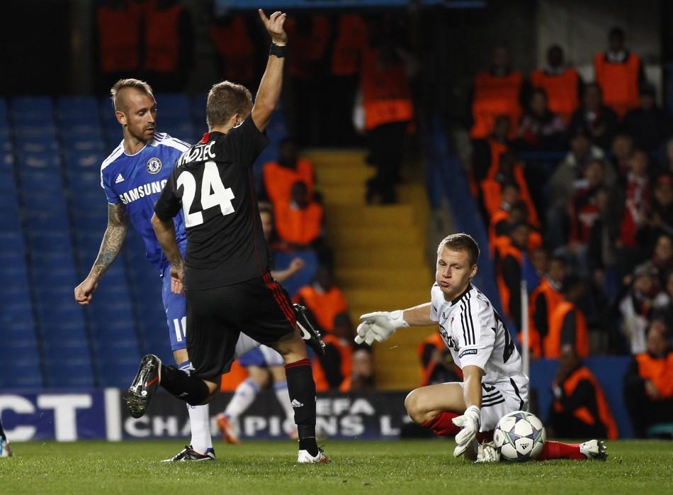 Chelsea v Bayer Leverkusen