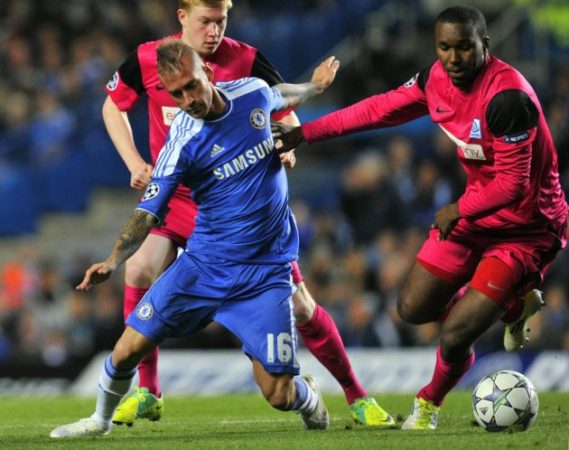 Chelsea v Racing Genk