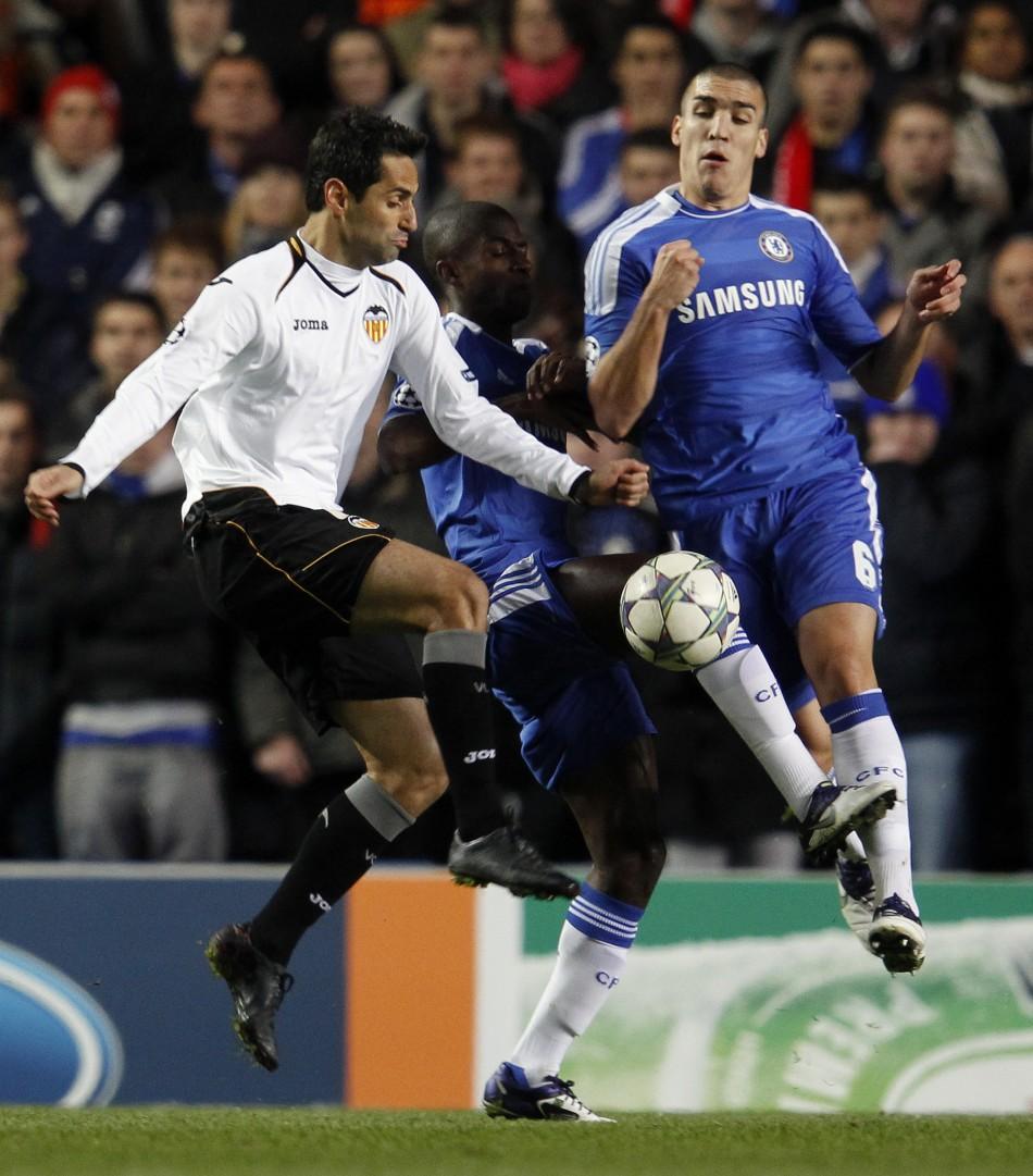 Chelsea v Valencia