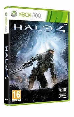 Halo 4 Release Date Pre-order