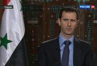 Syrian president Bahar al-Assad