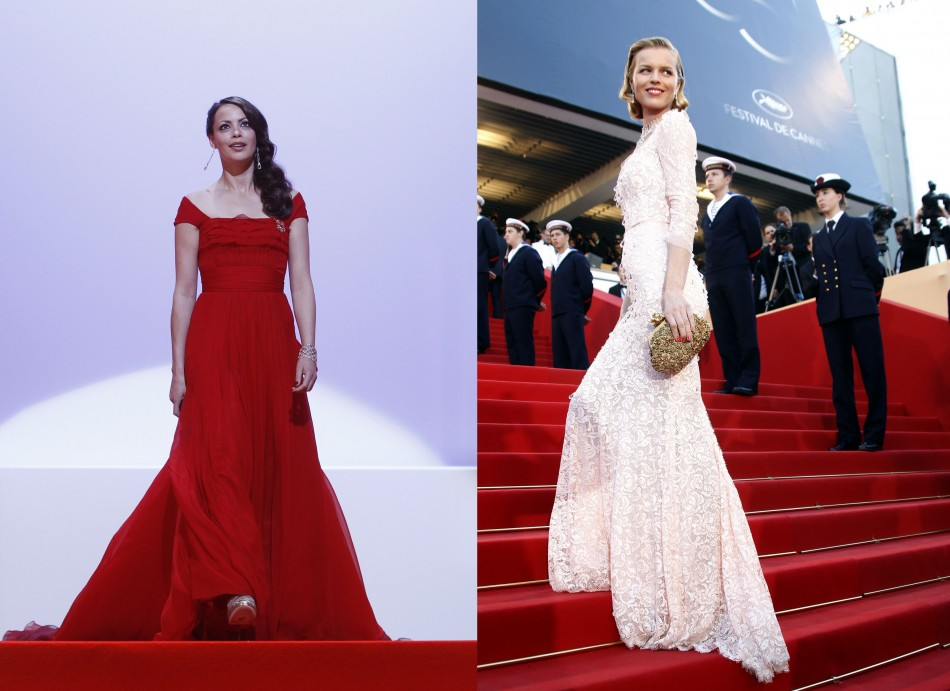 Cannes Film Festival 2012: Day One on Red Carpet