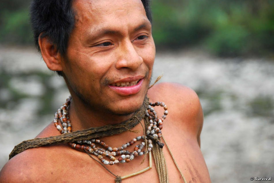 Peru's Secret Plans of Pursuing Gas in Uncontacted Tribe Land Revealed