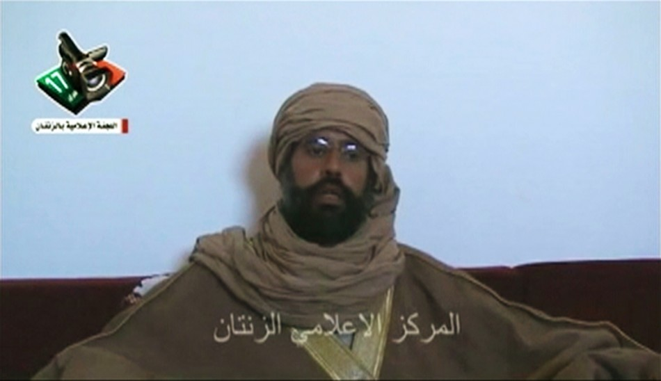 Sailf al-Islam Gaddafi, who is currently awaiting trial in Libya, refuses to appoint Libyan lawyer to defend him