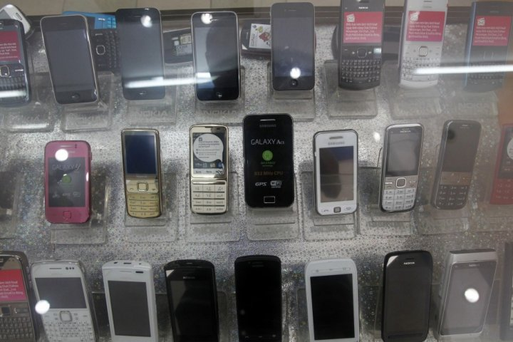 Mobile Phone Sales dip ahead of iPhone 5 launch