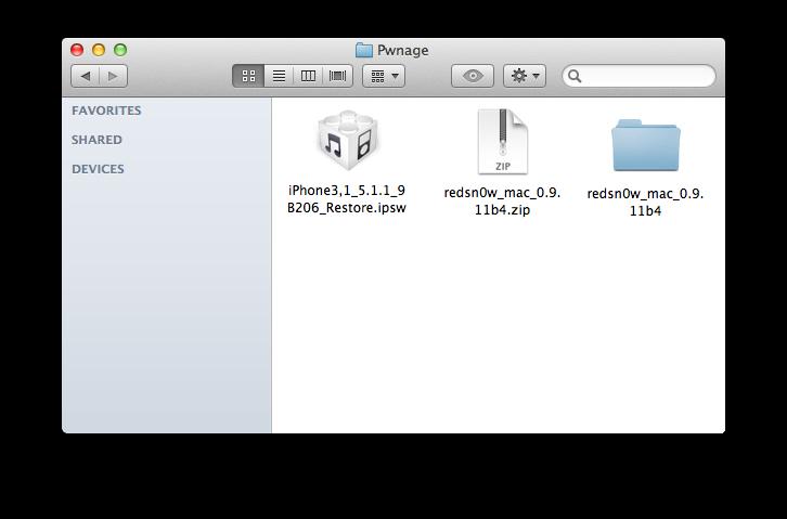 iOS 5.1.1 jailbreak