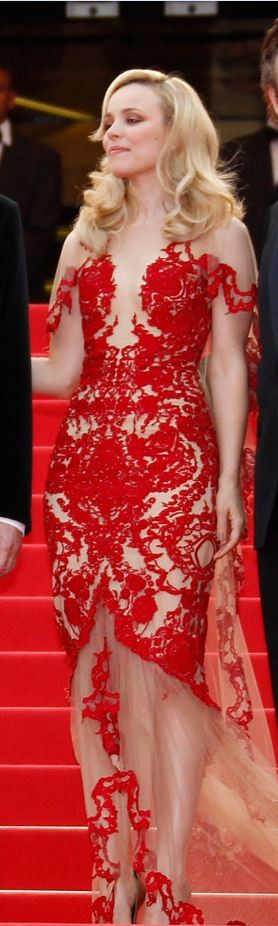 Rachel McAdams  at the opening ceremony of the 64th Cannes Film Festival in Cannes
