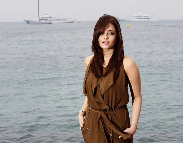 Aishwarya Rai Bachchan at Cannes in 2011