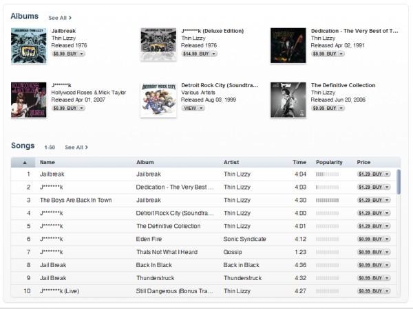 Apple censors Jailbreak term from US iTunes