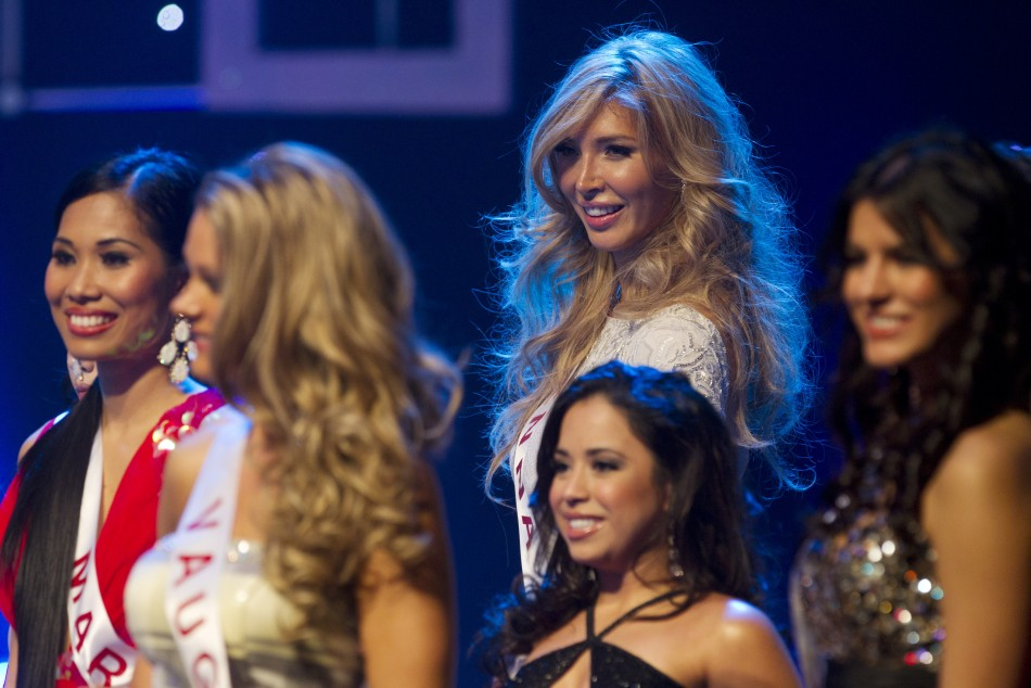 Transgendered Jenna Talackova Competes in 2012 Miss Universe Canada Pageant