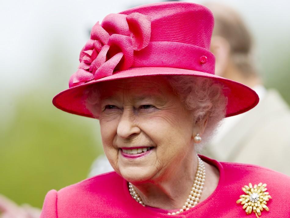 1. Queen Elizabeth