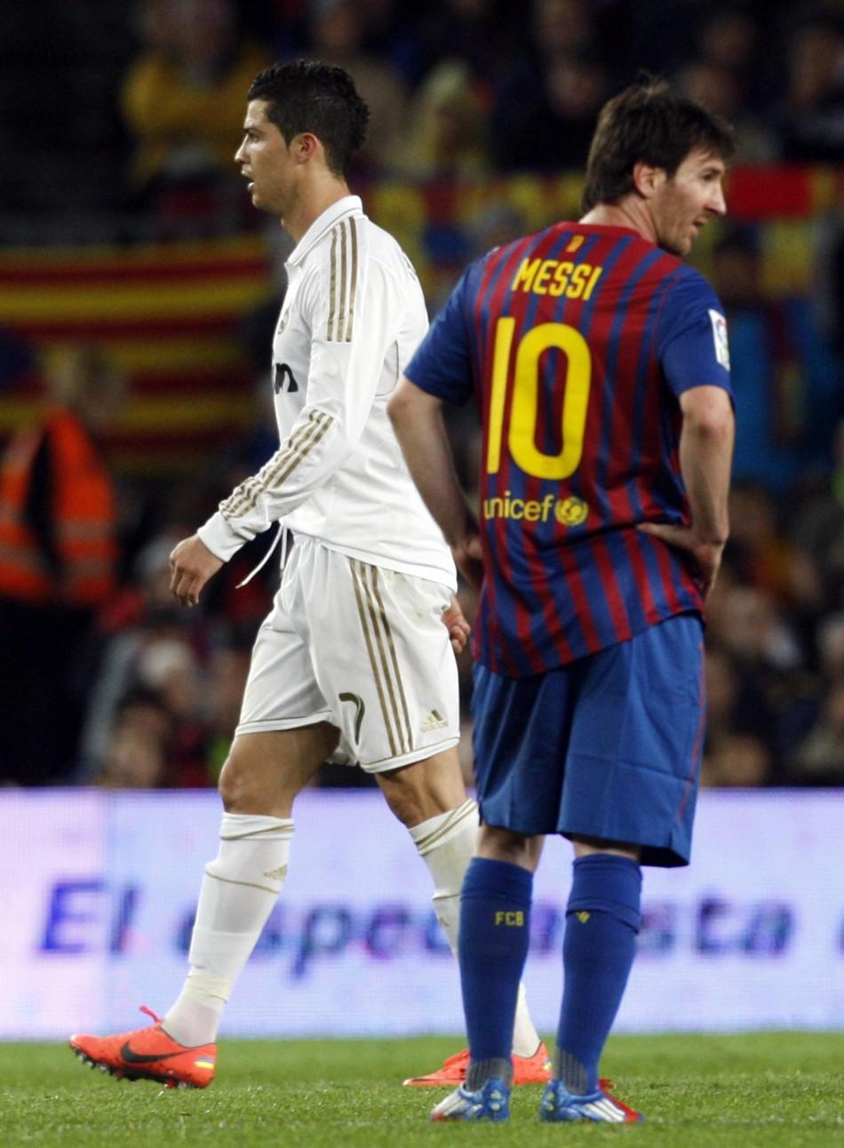 Christina Ronaldo, Lionel Messi