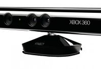 Microsoft Kinect Play Fit with Joule Heart Rate Monitor